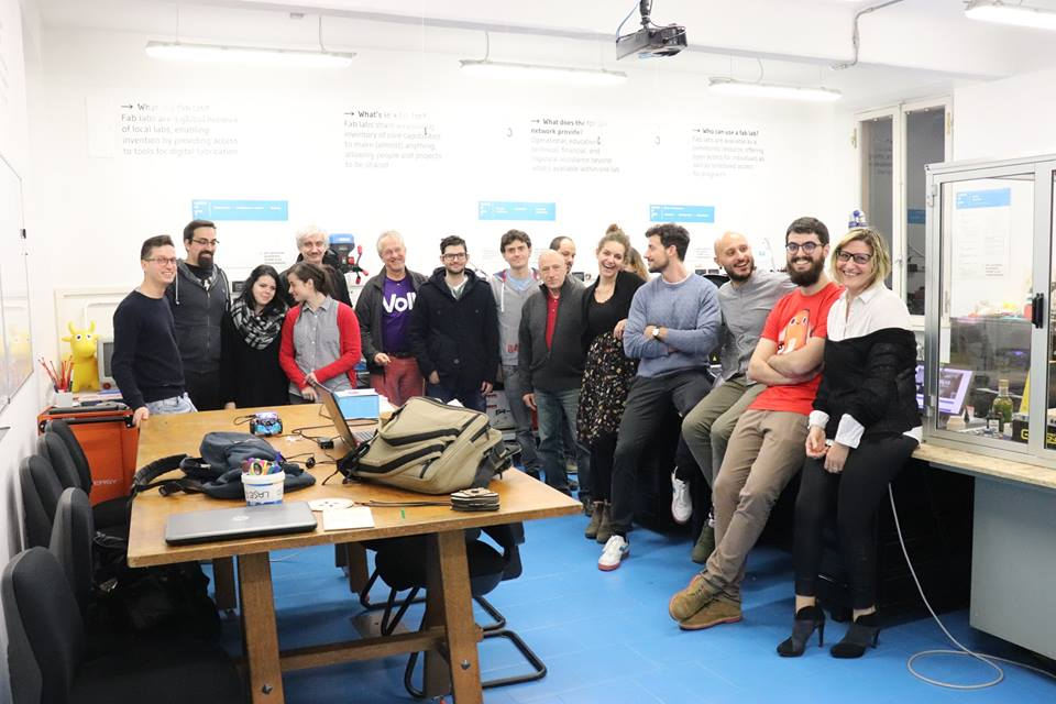 Tre anni di Cob e Fablab Valsamoggia a OGGI La Casa dell'Innovazione